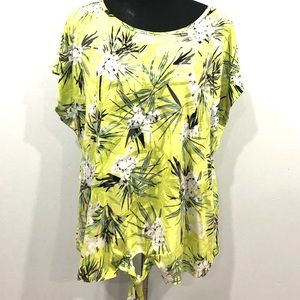 Cleo floral top